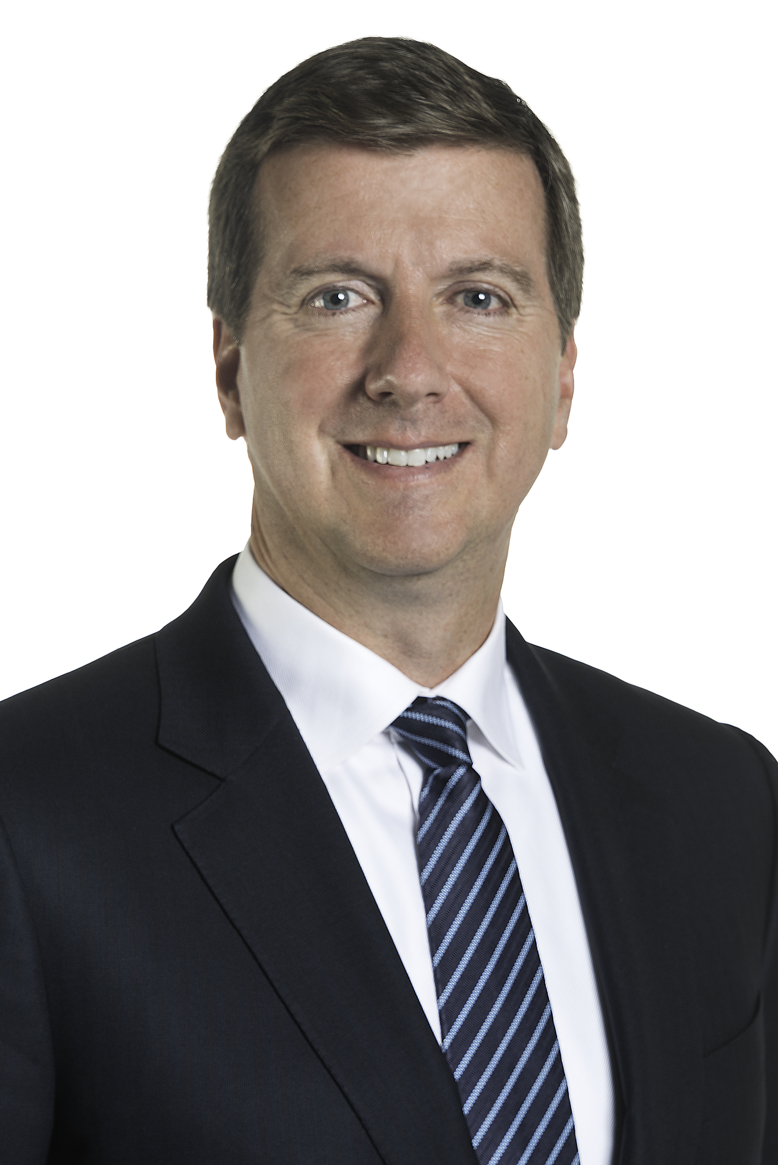 Barry McInerney, President and Chief Executive Officer Mackenzie Investments.